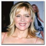 Kim Cattrall - Square face shape