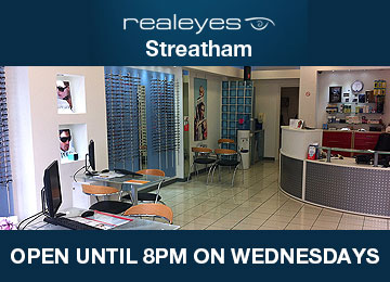 Streatham branch open until 8pm on Wednesdays8pm