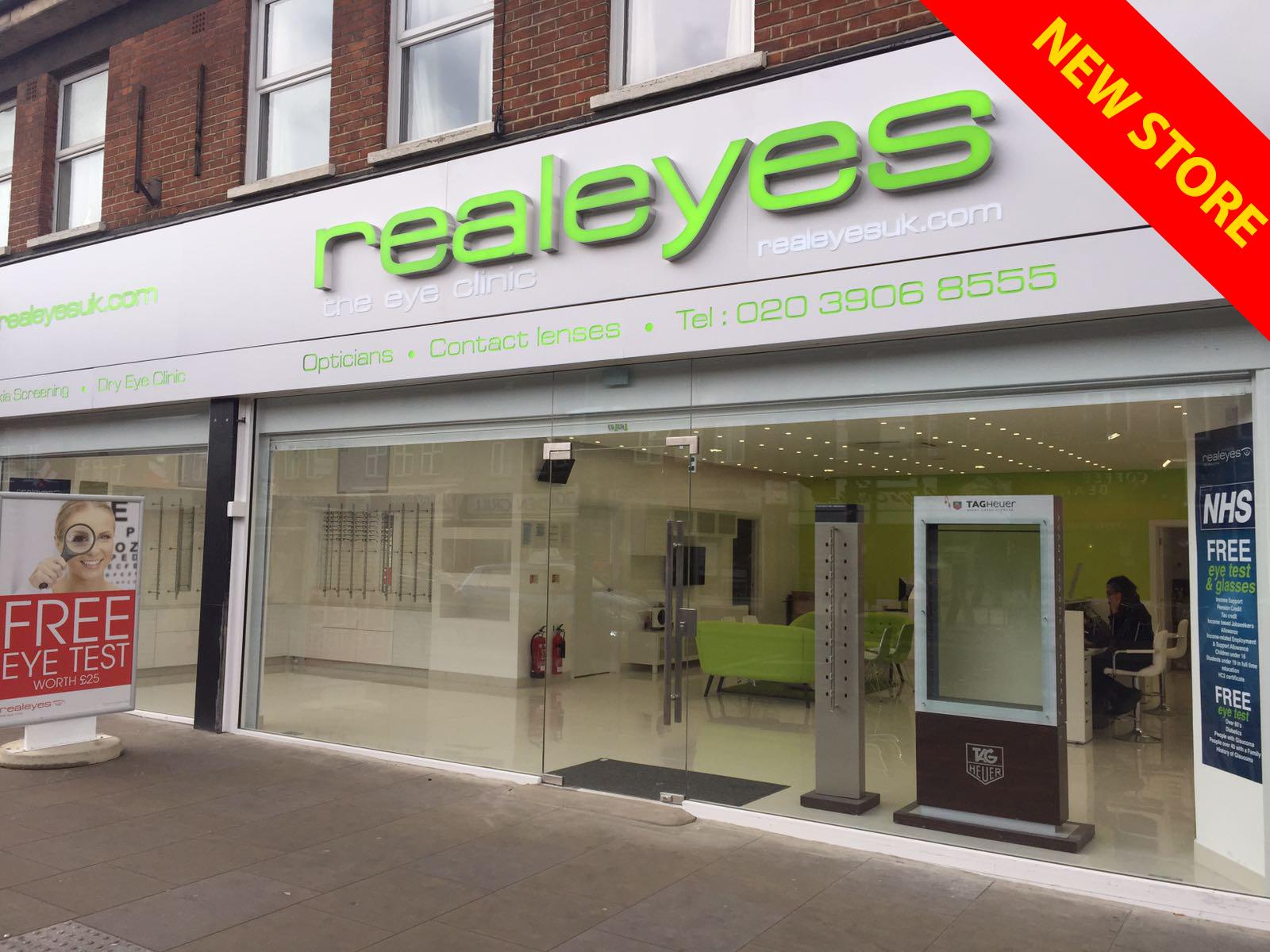 RealEyes, Twickenham