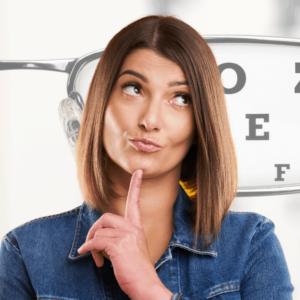 Do you need an eye exam?